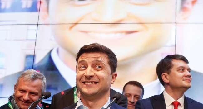 Журналист: Владимир Александрович – первый президент, который полностью оправдал мои тебя надежды
