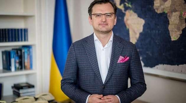 Эти вопросы не должны пересекаться: Кулеба выступил за отдельное рассмотрение деоккупации Крыма и Донбасса