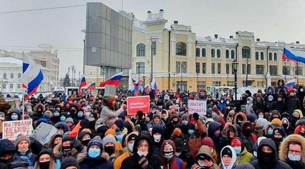 Акции протеста в Москве: правоохранители возбудили дела по четырем статьям