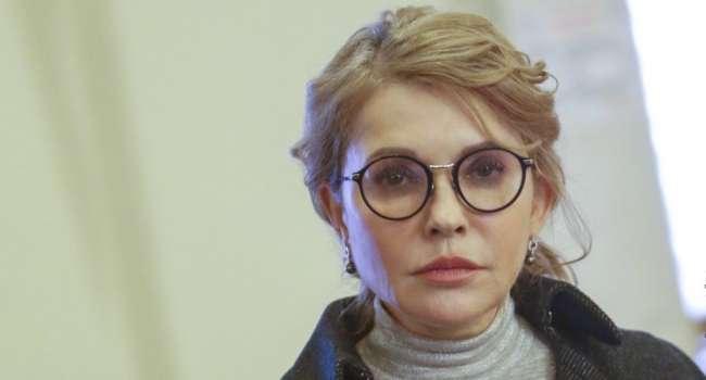 Павел Нусс: минимум, что Тимошенко должна была сделать – стать на колени и попросить у украинцев прощение