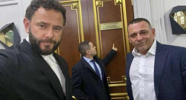 Зеленский попросил Дубинского выйти из «Слуги народа», но тот отказался – СМИ