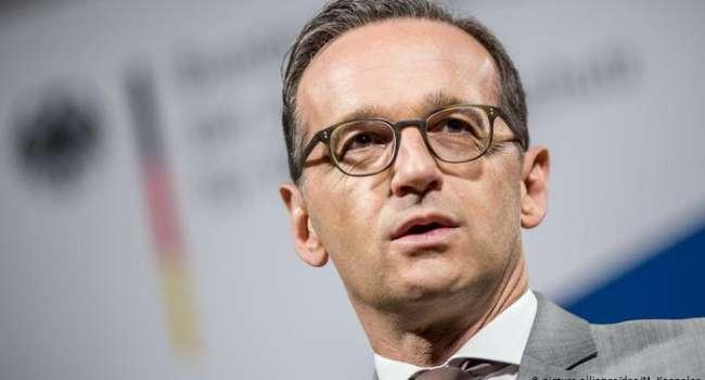 Глава МИД Германии рассказал о новых санкциях против РФ из-за Навального