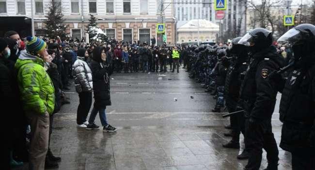Акции будут продолжаться: в России анонсировали новые митинги в поддержку Навального