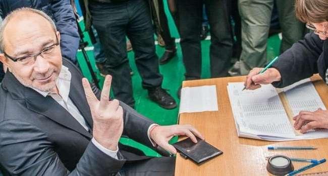 Выборы харьковского мэра отменяются, потому что Кернес не совсем умер, – журналист