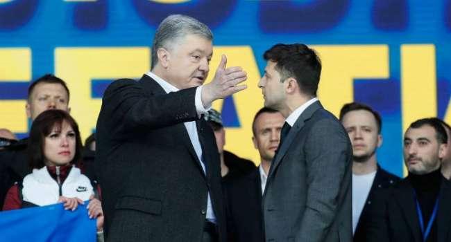 Всего полтора года от триумфальной победы Зеленского и Порошенко уже дышит в затылок: украинцы снова хотят Гетмана