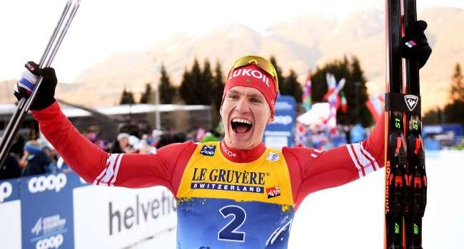 Лидеру КМ по лыжным гонкам Большунову грозит 2 года тюрьмы за нападение на финского спортсмена