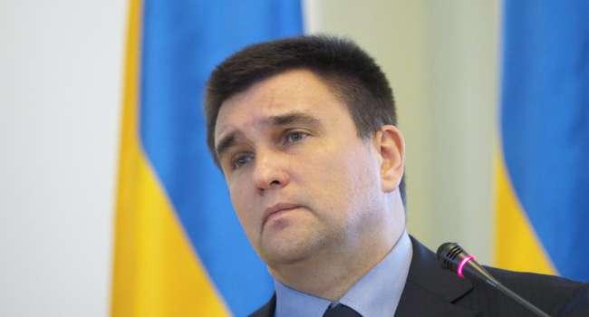 Климкин призвал Украину готовиться на фоне событий в России