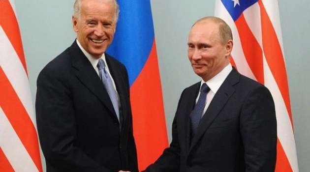 В Офисе президента прокомментировали переговоры Байдена с Путиным