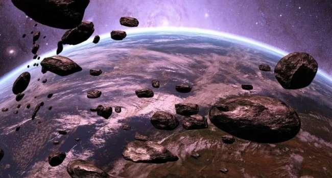 До конца этой недели сразу несколько объектов: эксперты НАСА предупредили о приближении к Земле крупных астероидов