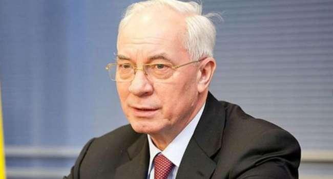 «Иначе будет совсем поздно»: Азаров прокомментировал результаты последнего опроса в Украине и обратился к властям