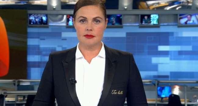 «Лесная нимфа»: российская телеведущая Екатерина Андреева показала фото с купели, позируя без макияжа и с мокрыми волосами