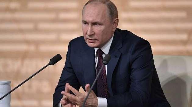 «Являемся абсолютно естественными партнерами»: Путин заявил, что Россия и ЕС должны быть вместе