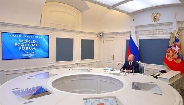 Путин о санкциях: они способствуют увеличению риска применения военной силы