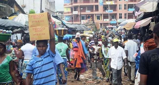 Африка остается регионом с самыми низкими доходами: здесь не только больше всего бедняков, но и меньше всего богачей