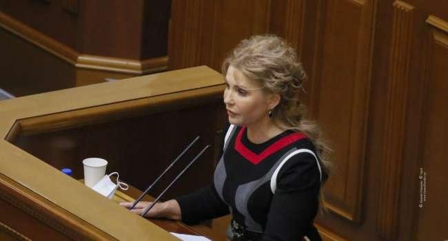 Блогер: Тимошенко красиво говорит, но пусть она лучше расскажет, как ее газовые контракты нанесли государству более 50 млрд долларов чистого убытка
