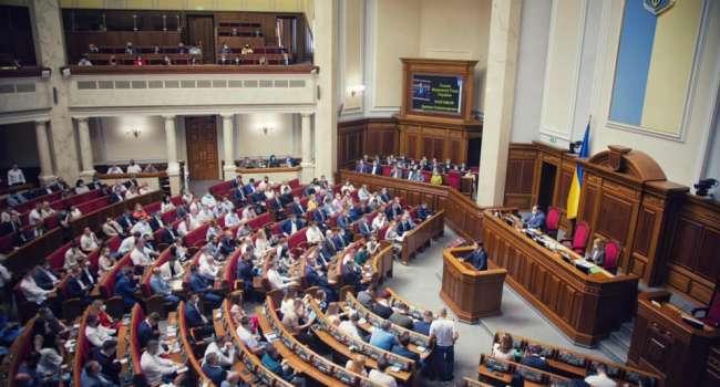 Или коалиция, или досрочные парламентские выборы: Зеленскому поставили ультиматум