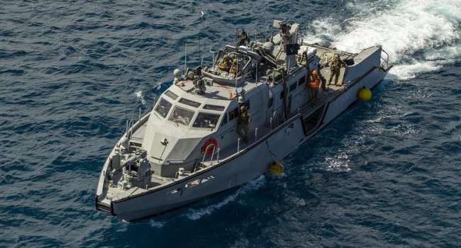 Усиление флота Украины: Американский катер типа ISLAND продемонсрировал впечатляющие возможности