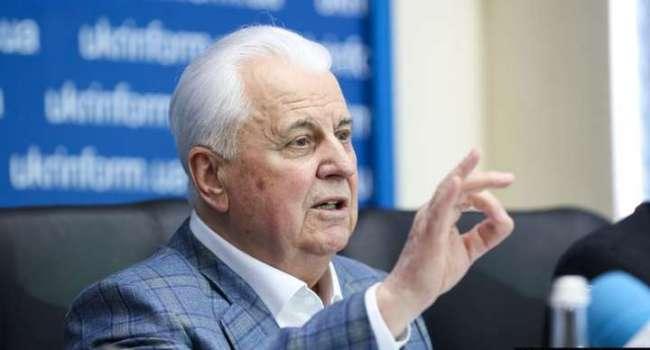 Кравчук признал проблему: На Донбассе обострение. Договориться очень нелегко