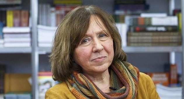 Светлана Алексиевич намерена вернуться в Беларусь