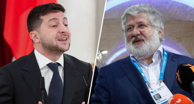 Политолог: мы станем свидетелями нового договорняка между Зеленским и Коломойским