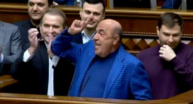 «Ф*шизм не пройдет, и вы все погибнете, потому что вы дьявол, ф*шистский дьявол»: Рабинович в истерике обратился к Зеленскому, пригрозив импичментом