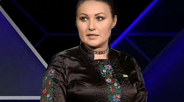 «Для меня Зеленский – предатель Украины»: Федына высказалась о ситуации на Донбассе