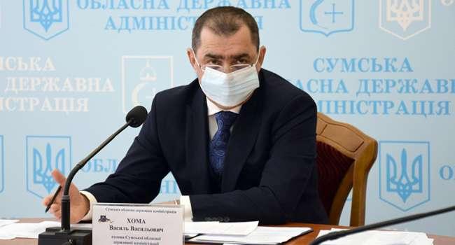 Зеленский подарил застенчивому «русскомирцу» область на границе с Россией
