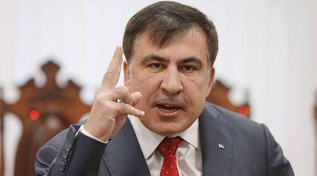 Саакашвили предрек нападение РФ на Херсон и Мариуполь в связи с блокировкой пророссийских каналов