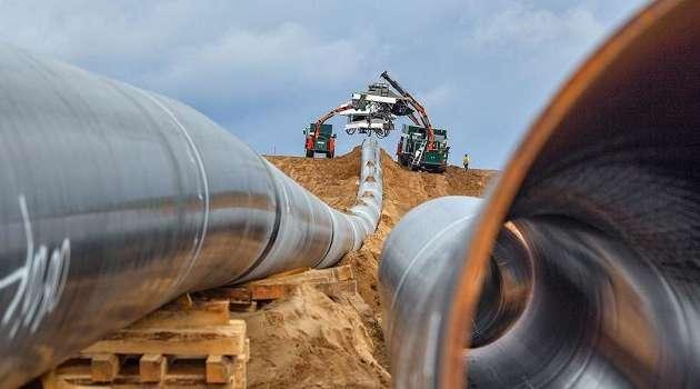 В территориальных водах Дании возобновили строительство «Северного потока – 2»