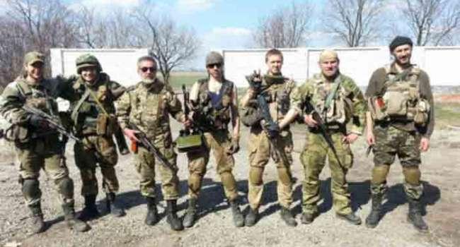 «Путин боится и уважает такую Украину»: РосТВ показало кадры ликвидации 7 российских военных украинскими добровольцами