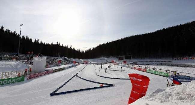 Сегодня в Словении стартует Чемпионат мира по биатлону