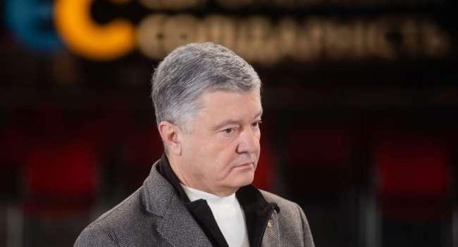 Нусс: Порошенко остается единственной кандидатурой на пост антикризисного премьер-министра