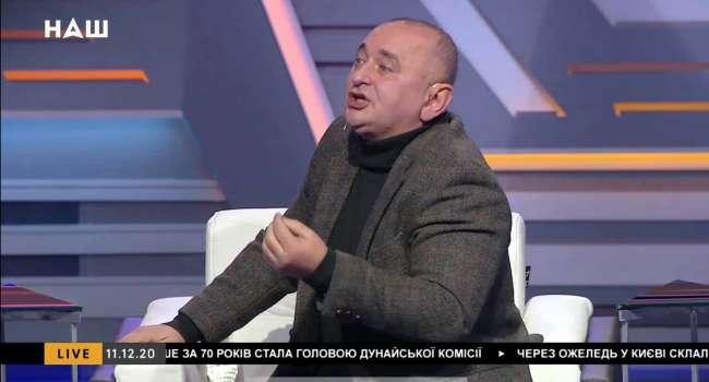Иванов: вот и объявилась крыса в окружении Порошенко, которая сдала Свинарчука Бигусу
