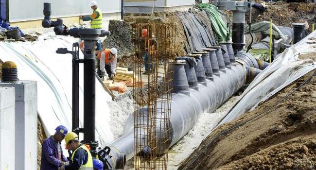 Польша – Германии: Нужно срочно прекратить строительство «Северного потока - 2»