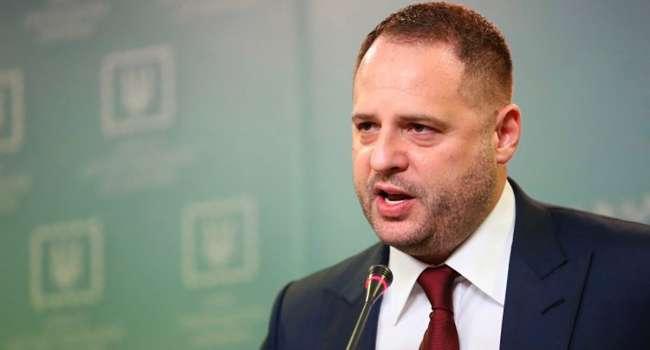Выполнить «Минск» нереально, но США могут помочь решить конфликт на Донбассе – Андрей Ермак