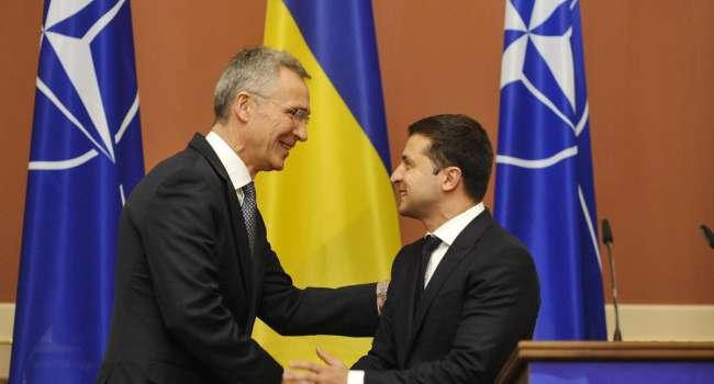 Украина может быстрее вступить в НАТО благодаря США – Гопко