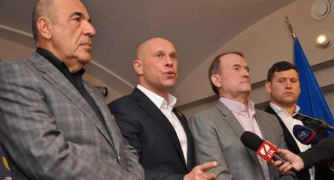 «Лишение аккредитации»: «Медведчуковские помо*ки» больше не попадут в Раду – Лозинский