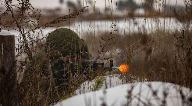 Оккупанты за минувшие сутки дважды нарушили режим перемирия на Донбассе