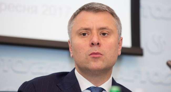 Витренко: Газ, добытый в Украине, не идет на экспорт