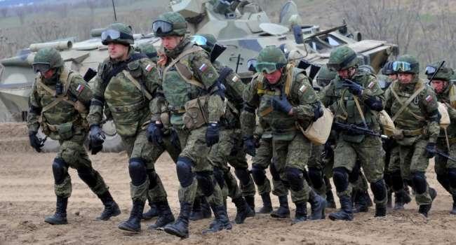 «На границе Украины очень мощная группировка РФ»: Генерал Украины раскрыл планы Москвы по Донбассу
