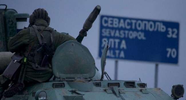 ВМС Украины: Кремль превратил Крым в самую мощную военную базу