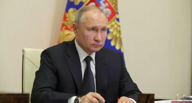 «Для Кремля это топ-новость»: в «Слуге народа» спрогнозировали  реакцию Путина на санкции против Медведчука