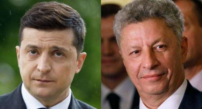На Банковой готовят Бойко на второй тур с Зеленским – отсюда все эти санкции против Медведчука, – политтехнолог