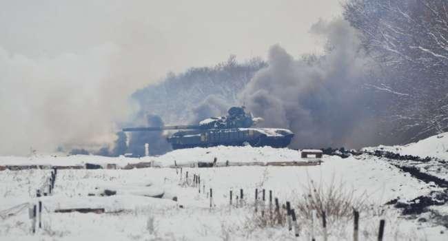 Сепаратисты сообщили об убийстве 11 бойцов из морской пехоты и мотопехотной бригады ВСУ на Донбассе