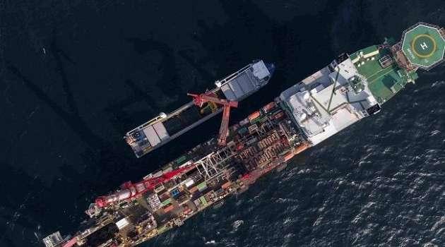 «Северный поток – 2» экстренно запросил разрешение на проведение работ в водах Германии