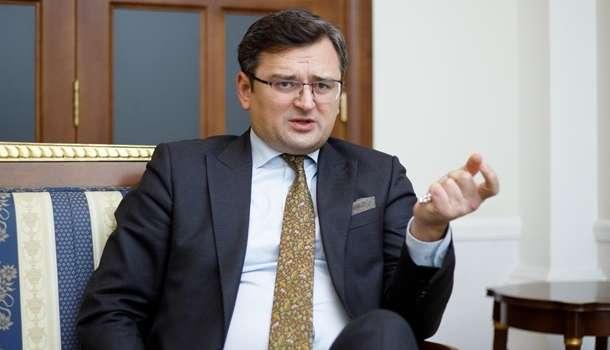 Кулеба не верит, что Москва быстро ответит Украине  на санкции против Медведчука