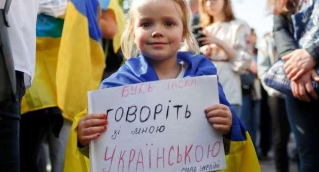 Смолий: государственный язык на устах всех граждан Украины – это гарантии, что преступные планы Москвы будут обречены на провал