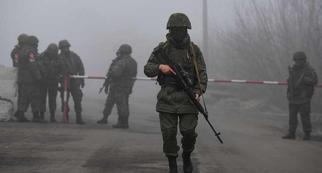 «П***р россиянский…»: Боевики ОРДЛО обматерили куратора из РФ за якобы запрет открытия огня