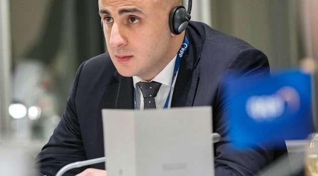 Глава партии Саакашвили задержан в Грузии
