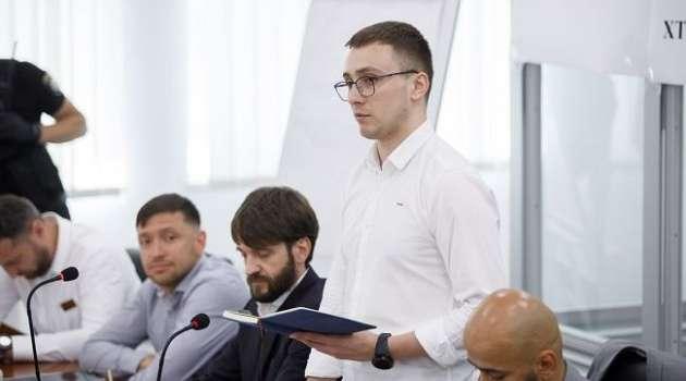 Активиста из Одессы Стерненко приговорили к 7 годам тюремного заключения